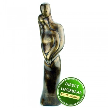 Bronzen beeld Innige Liefde Art Unica Amersfoort