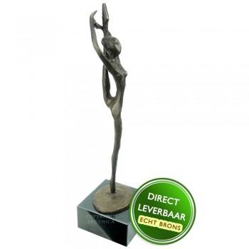 Ballet Danseres bronzen beeldje