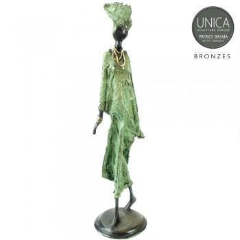 Afrikaans beeld brons
