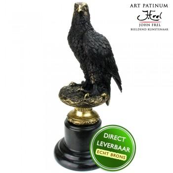 Bronzen beeld Adelaar Art Unica