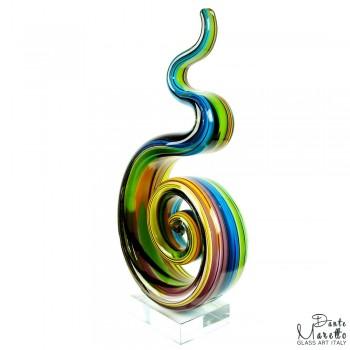 Desire Colors Glassculptuur Dante Maretto