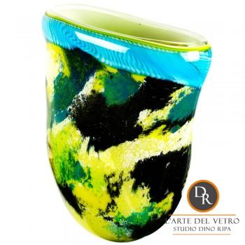 Cavarzere glaskunst vaas Dino Ripa