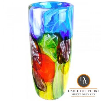Dino Ripa glaskunst vaas Dozza 3