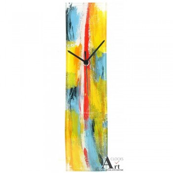 Klok glaskunst klok