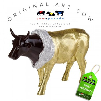 Art Cow beschilderd groot Art Unica