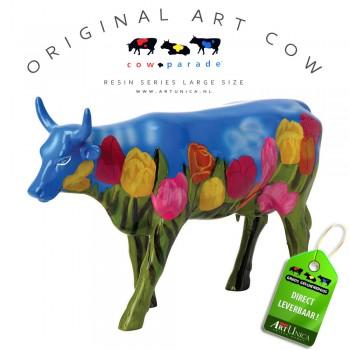 Koebeeldje groot Netherlands Art Unica