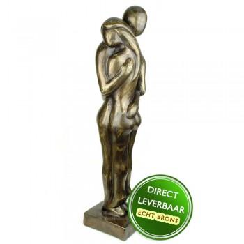 Bronzen beeld Liefde Art Unica Amersfoort