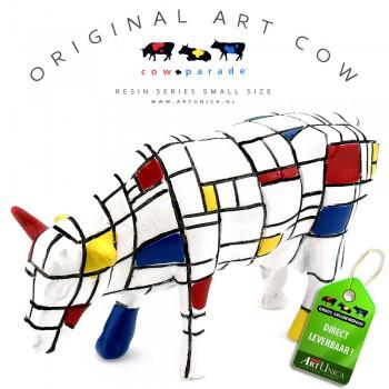koebeeldje Mondriaan klein Art Unica