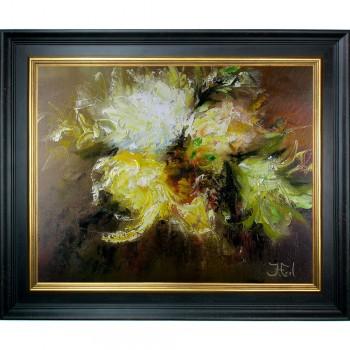 Schilderij Impressionisme John Frel met sierlijst
