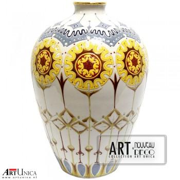 Art Deco Art Nouveau Vaas keramiek