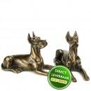 Bronzen beeldjes Dog