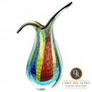 Vaas glaskunst Modena Dino Ripa