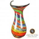 Vaas glaskunst model Varese Dino Ripa