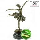 Ballerina Danseres beeldje