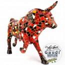 The Bull beeld stier