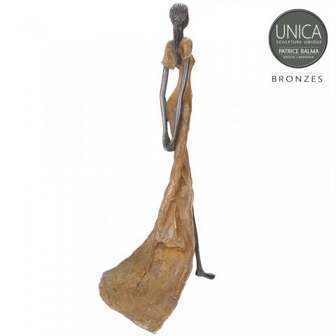 Afrikaanse kunst beeld Ciel
