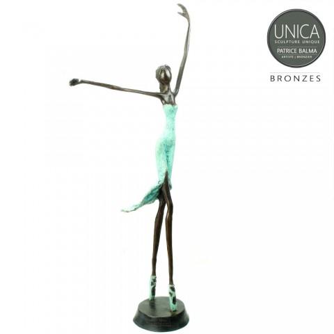 Ballerina beeld 65cm