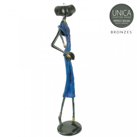 Afrikaans beeld Aurore Unica