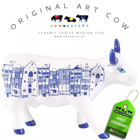 Amsterdam koe beeldje