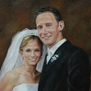 Trouwportret laten schilderen