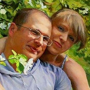 Partnerportret laten schilderen