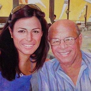 Familieportret laten schilderen