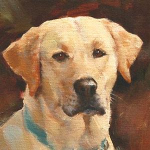 Dierenportret laten schilderen