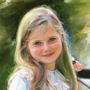 Kinderportret laten schilderen
