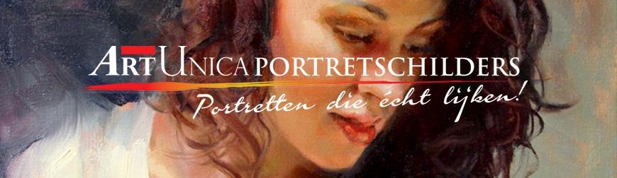 Art Unica Portretschilders een mooi portret laten schilderen hoeft niet duur te zijn