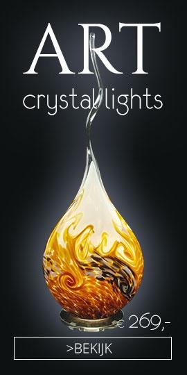 Verlichting glaskunst lampen