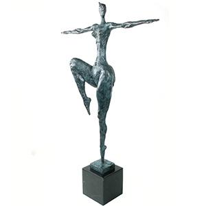 Bronzen beelden Art Unica