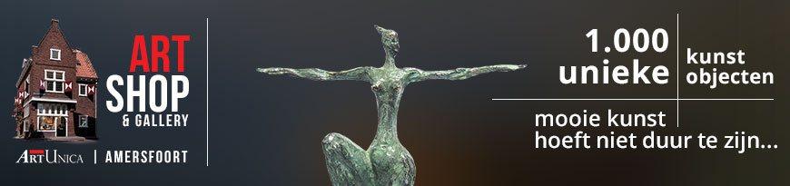 Unieke kunstobjecten Art Unica