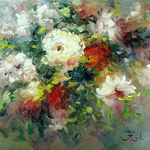 John Frel schilderijen
